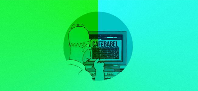 Cafebabel interviewed us