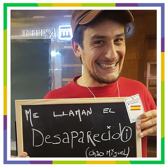Miguel (el desaparecido)