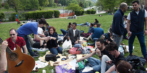 6th Easter Monday Picnic